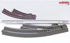 Märklin 24672 H0 - Bogenweiche rechts R1 360mm, 30° NEU & OvP