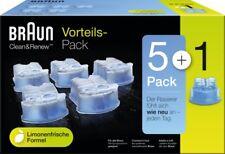 Braun Oral-B CC-System Reinigungskartuschen - Promo-Pack 5 Kartuschen +1 gratis
