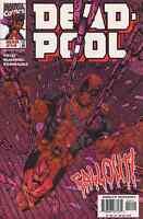 DEADPOOL #14 NEAR MINT 1998 (1997 1ST SERIES) MARVEL COMICS bin16-1230