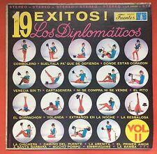 Los Diplomaticos 19 Exitos Vol 2 El Pito Descarga Bolero Cumbia FUENTES MINT-