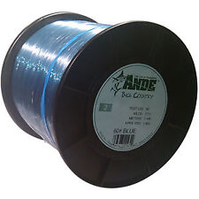 Ande Back Country Mono Line Blue 60# 2Lb Spool BC-2-60