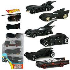 6PCS Hot Wheels Car Toys Batman Batmobile