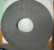 Lot Of 4 Magnetic Tape 100 Feet Roll 12 Wide X 100 Ft Long 06 Thick