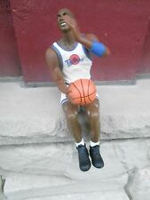 "NEW 1996 Michael Jordan MJ #23 10"" Space Jam poseable Action Figure Doll NBS1"