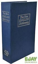 """Libro Diccionario Secreto Caja de Dinero en Efectivo Seguro: """"el nuevo diccionario de inglés"""""""