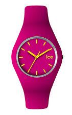 ICE Slim Unisex Cherries Yellow  ICE.CH.U.S.12 Damen Armbanduhr Silikon neu