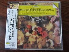 Mendelssohn : Violin Concerto, Violin Sonatas    - DEUTSCHE GRAMMOPHON   -    CD