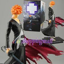 Anime Bleach Kurosaki Ichigo 20cm Figure New box X'mas Gift  Statue