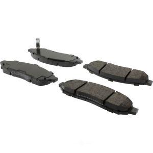 Disc Brake Pad Set Front Centric 106.10940