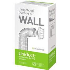 Robinhood Uniduct Wall Universal Rangehood Ducting Kit UTWSR150 Brand New