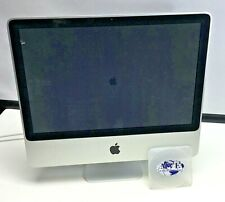"20"" APPLE IMAC A1224 CORE 2 DUO 2.4GHZ 3GB RAM 120GB HDD 10.8.5 ALL-IN-ONE PC"