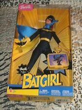 Batgirl 2003 Barbie Doll Matel NIB