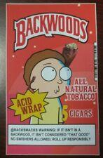 Backwoods Acid Wrap Morty Decal Sticker