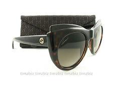 6c9ff62391f New Gucci Sunglasses GG 3781 S Dark Havana LSDHA Authentic Made in Italy