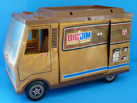 Vintage Large BIG JIM SPORTS CAMPER by Mattel 1971