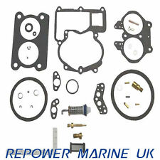 Carb Rebuild Kit for Mercruiser Mercarb 2bbl 3302-804844001, 3302-804844