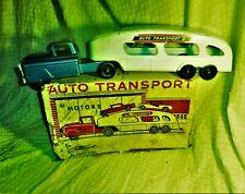 Vintage Marx Toy Auto Transport # 1019 & box