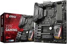 MSI Intel 8th Gen LGA 1151 M.2 HDMI USB 3.1 SLI ATX Motherboard Z370 GAMING M5