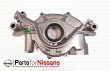 Fits 1987-1989 Nissan 300ZX Oil Pump Hitachi 49633KW 1988 3.0L V6