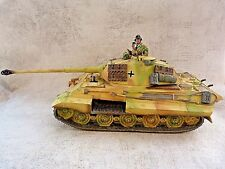 King and Country retired - Char allemand King Tiger - WS067