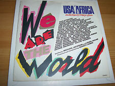 """USA For Africa - We Are The World  - 7 """" Single"""