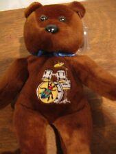 Celebrity Bears #33  Beatles--Mint condition/EUC