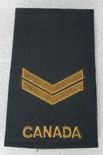 Royal Canadian Navy Rank Epaulette - Leading Seaman (single)