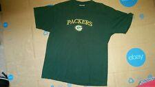 Greenbay Packers Logo Athletic Pro Line T-shirt Mens Medium