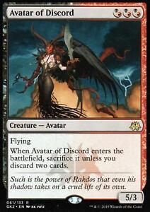 Avatar of Discord   NM   Guild Kits   Magic MTG