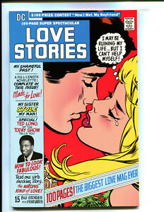 DC 100-Page Super-Spectacular Love Stories - Replica Edition  / NM- HIGH GRADE!!