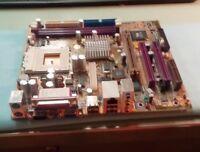 SOYO SY-K7VME Socket 462 Micro-ATX Motherboard S312-007405