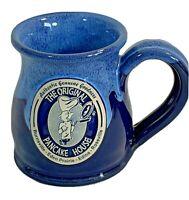 Deneen pottery hand thrown pottery The Original Pancake House coffee mug 2017