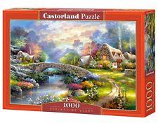 Castorland c-103171 puzzle Springtime Glory primavera paisaje natural 1000 piezas