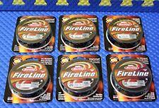 Berkley FireLine Original BFLFS-42 Smoke 125 YDS CHOOSE YOUR LINE WEIGHT!