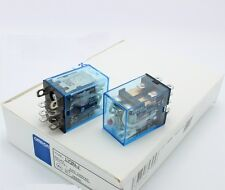 1PCS 12V DC 10A Small Relay Omron LY2NJ 8PIN Coil DPDT Relay