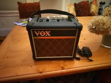 VOX MINI3 G2 Battery Powered Modeling Amp (3W, Classic)