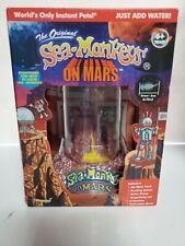 *H* The Original Amazing Live Sea Monkeys On Mars Zoo Marine Aquarium New