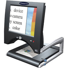 Presto Lite - 15 Inch LCD Auto Focus Desktop Video Magnifier for Low Vision