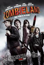 """ZOMBIELAND Movie Poster [Licensed-NEW-USA] 27x40"""" Theater Size"""
