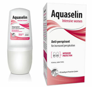 Aquaselin Extreme Antiperspirant for Excessive Perspiration 50ml-MEN/WOMEN-
