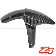 2013-2018 ZX-6R Front Tire Fender Mud Guard Hugger Fairing Cowling Carbon Fiber