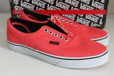 Mens VANS Era (MLX) Cayenne Trainers Of the Wall UK 8 (US 8.5)