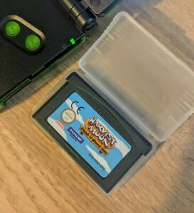 (UK) Harvest Moon: Friends of Mineral Town - Nintendo Game Boy Advance Game NEW
