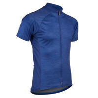 2019 New Reflective Cycling Jersey Men's Short Sleeve Bike Bicycle Biking Shirt