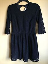 George Lace Skater Dresses for Women