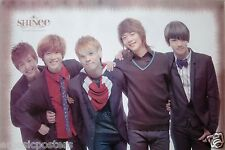 "SHINEE ""GROUP POSING ARM & ARM"" ASIAN POSTER - Korean Boy Band, K-Pop Music"