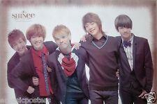 "SHINEE ""GROUP POSING ARM & ARM"" ASIAN POSTER - Korean Boy Band, K-Pop Music"