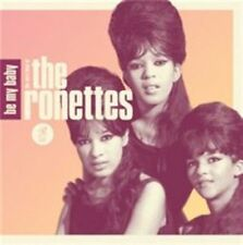 Be My Baby The Very Best of The Ronettes CD 886976128623