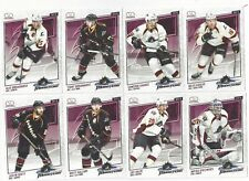 2017-18 Cleveland Monsters (AHL) complete 10 card team set