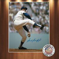 Sandy Koufax Autographed Signed 8x10 Premium Photo REPRINT